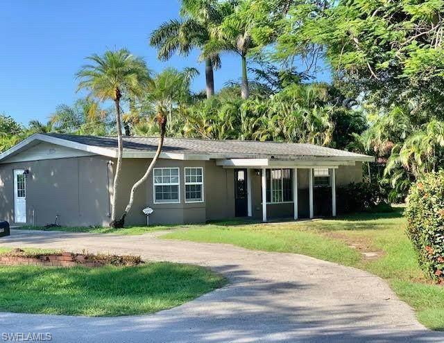 1665 Cushman Circle, Fort Myers, FL 33901 (MLS #220076424) :: Eric Grainger | Engel & Volkers