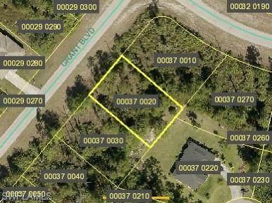 970 Grant Boulevard, Lehigh Acres, FL 33974 (MLS #220076774) :: Team Swanbeck