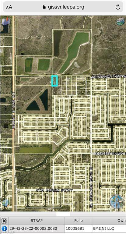 2222 Access Undetermined, Cape Coral, FL 33993 (MLS #220076849) :: Domain Realty
