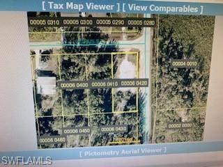 3437 Citrus Street, St. James City, FL 33956 (MLS #220077316) :: #1 Real Estate Services