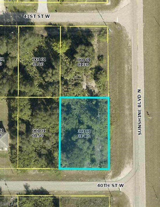 2500 40th Street W, Lehigh Acres, FL 33971 (MLS #220077607) :: The Naples Beach And Homes Team/MVP Realty