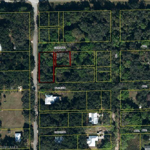 B S Oak Street, Labelle, FL 33935 (MLS #220078576) :: Kris Asquith's Diamond Coastal Group