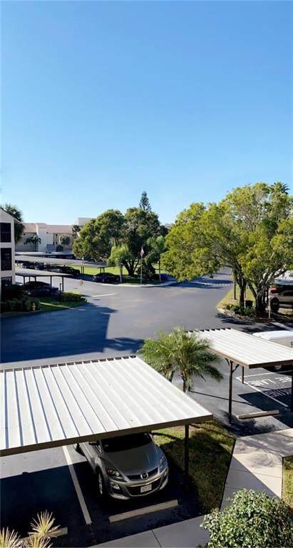 13240 White Marsh Lane #31, Fort Myers, FL 33912 (MLS #220079056) :: Realty Group Of Southwest Florida