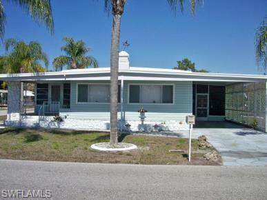 5001 Forest Park Drive, North Fort Myers, FL 33917 (MLS #220080338) :: Florida Homestar Team