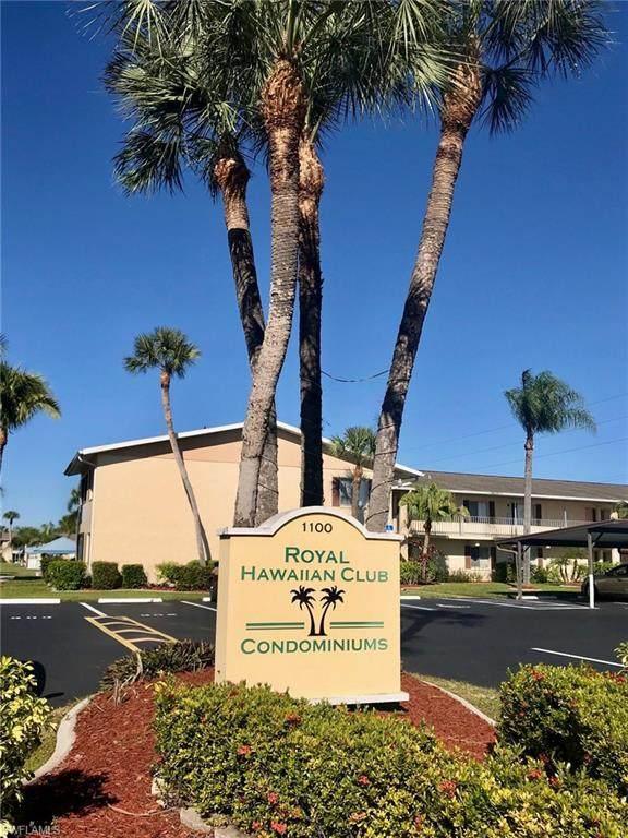1100 Pondella Road #208, Cape Coral, FL 33909 (MLS #220082139) :: Florida Homestar Team