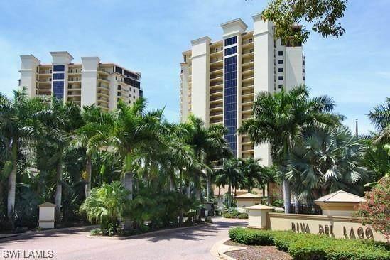 14380 Riva Del Lago Drive 802 S, Fort Myers, FL 33907 (MLS #220082521) :: BonitaFLProperties