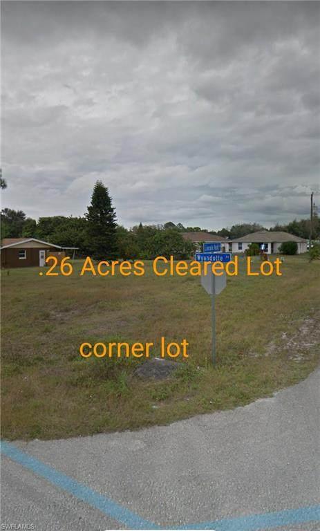 2207 Wyandotte Avenue, Alva, FL 33920 (MLS #221001671) :: Clausen Properties, Inc.