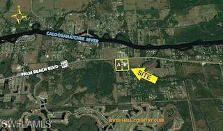 Access Undetermined, Alva, FL 33920 (MLS #221001931) :: Clausen Properties, Inc.