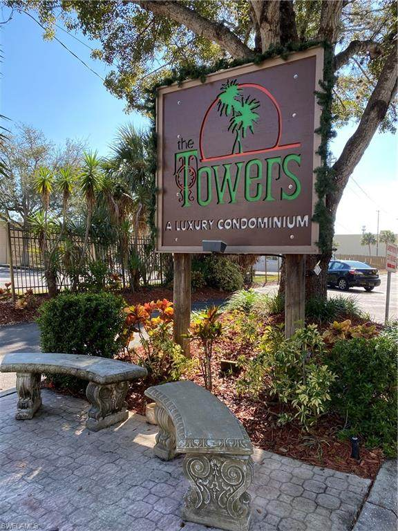 2366 E Mall Drive #519, Fort Myers, FL 33901 (MLS #221002073) :: Realty Group Of Southwest Florida