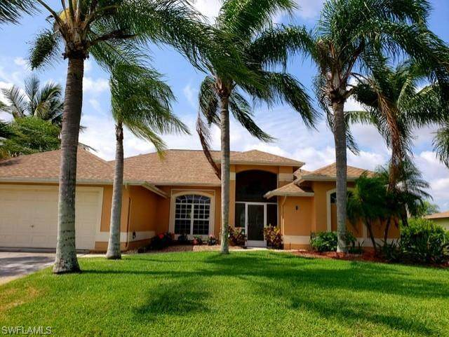 224 NW 12th Lane, Cape Coral, FL 33993 (MLS #221002734) :: Eric Grainger | Engel & Volkers