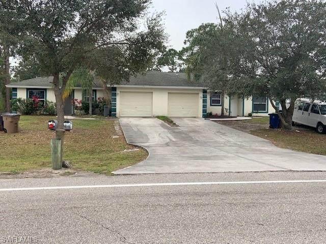 4937/4939 Leonard Boulevard S, Lehigh Acres, FL 33973 (MLS #221002788) :: Premier Home Experts