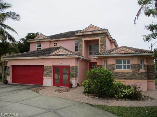 4219 Chiquita Boulevard S, Cape Coral, FL 33914 (#221002966) :: Caine Luxury Team
