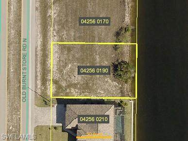1223 Old Burnt Store Road N, Cape Coral, FL 33993 (MLS #221004666) :: Premier Home Experts