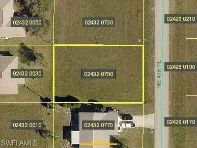 1208 NE 4th Place, Cape Coral, FL 33909 (MLS #221005147) :: Clausen Properties, Inc.