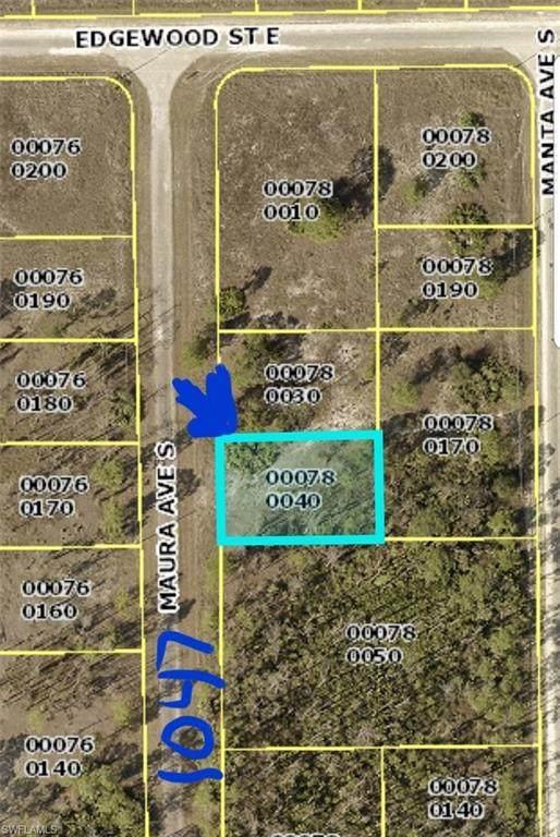 1047 Maura Avenue S, Lehigh Acres, FL 33974 (#221005722) :: Vincent Napoleon Luxury Real Estate
