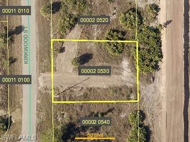 1065 Kirkwood Street, Lehigh Acres, FL 33974 (MLS #221006152) :: Domain Realty