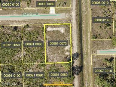 3101 74th Street W, Lehigh Acres, FL 33971 (#221006746) :: Southwest Florida R.E. Group Inc