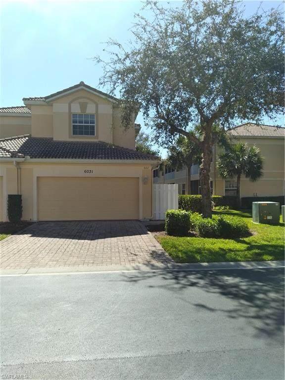 6031 Jonathans Bay Circle #602, Fort Myers, FL 33908 (MLS #221007282) :: Medway Realty