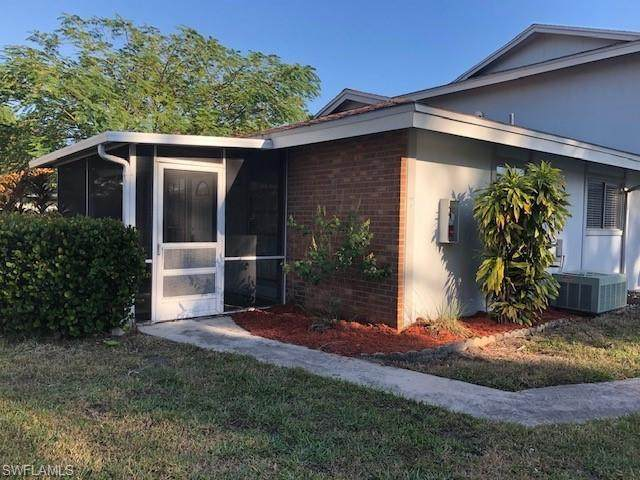 3369 Yukon Circle N #1, Fort Myers, FL 33907 (MLS #221007620) :: RE/MAX Realty Group