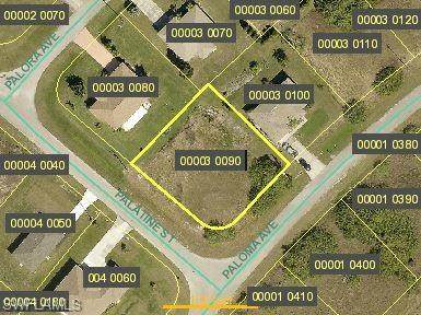526 Paloma Avenue, Lehigh Acres, FL 33974 (#221010104) :: Vincent Napoleon Luxury Real Estate