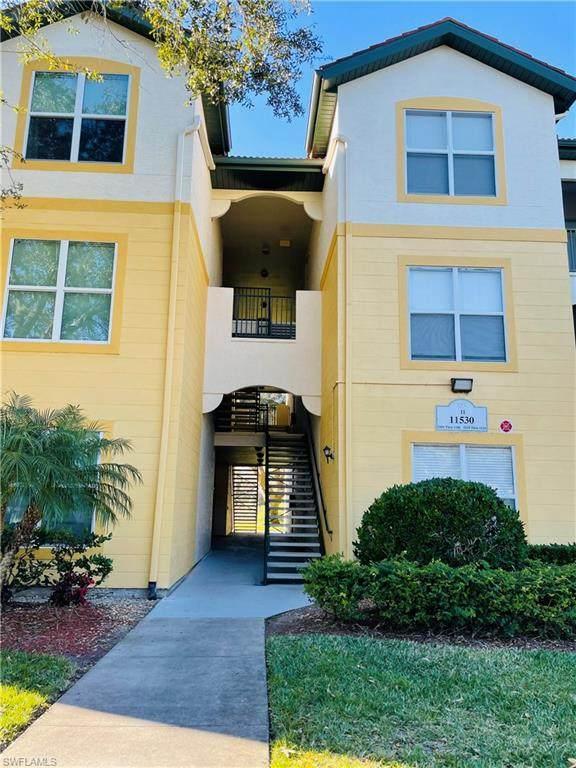 11530 Villa Grand #1119, Fort Myers, FL 33913 (MLS #221010211) :: #1 Real Estate Services