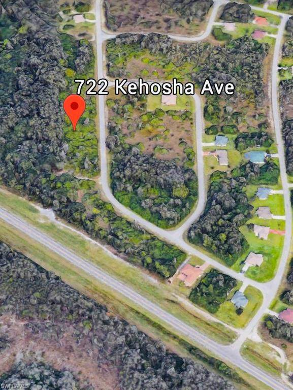 722 Kehosha Avenue, Lehigh Acres, FL 33974 (#221010856) :: Vincent Napoleon Luxury Real Estate