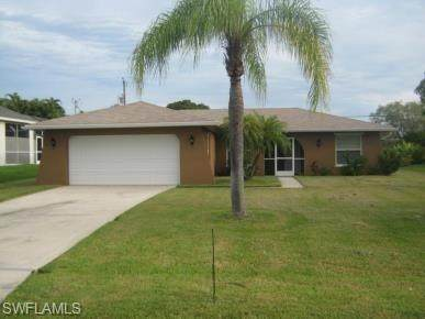 1525 SW 49th Terrace, Cape Coral, FL 33914 (MLS #221011335) :: Domain Realty