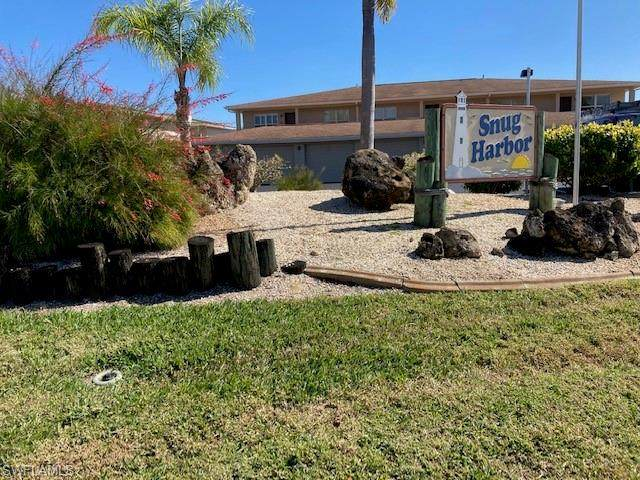505 SE 43rd Street #103, Cape Coral, FL 33904 (MLS #221012058) :: Realty Group Of Southwest Florida