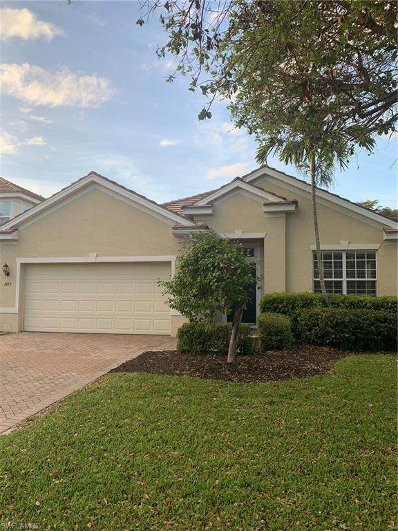 2473 Verdmont Court, Cape Coral, FL 33991 (MLS #221014055) :: RE/MAX Realty Group