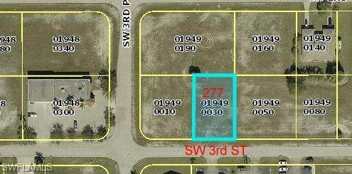 277 SW 3rd Street, Cape Coral, FL 33991 (MLS #221014063) :: Premier Home Experts