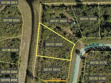 387 Peerless Street, Lehigh Acres, FL 33974 (MLS #221014167) :: Domain Realty