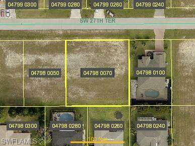1620 SW 27th Terrace, Cape Coral, FL 33914 (MLS #221014269) :: Domain Realty