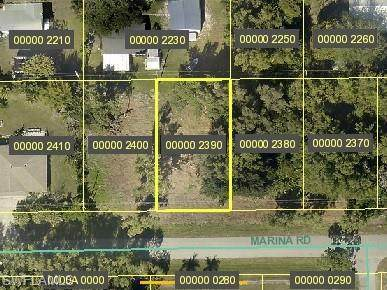 5888 Marina Road, Bokeelia, FL 33922 (#221014454) :: The Dellatorè Real Estate Group