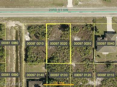 3811 23rd Street SW, Lehigh Acres, FL 33976 (MLS #221014819) :: Domain Realty