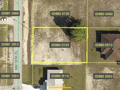 2145 NW 18th Place, Cape Coral, FL 33993 (#221014938) :: Vincent Napoleon Luxury Real Estate