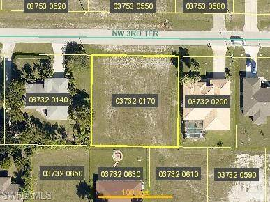2032 NW 3rd Terrace, Cape Coral, FL 33993 (#221014941) :: Vincent Napoleon Luxury Real Estate