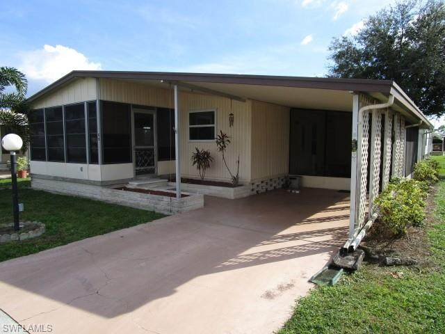 59 Sunset Circle, North Fort Myers, FL 33903 (MLS #221015443) :: Domain Realty