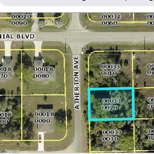 1026 Atherton Avenue, Lehigh Acres, FL 33971 (MLS #221015479) :: Domain Realty