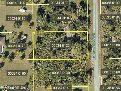 605 Highland Avenue, Lehigh Acres, FL 33972 (MLS #221015495) :: Domain Realty