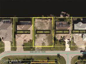 2605 SW 25th Terrace, Cape Coral, FL 33914 (MLS #221015871) :: Premier Home Experts