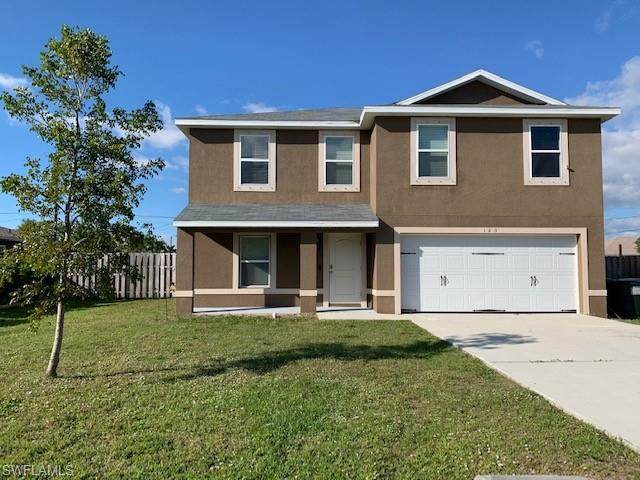 123 SW 19th Terrace, Cape Coral, FL 33991 (MLS #221016115) :: Domain Realty