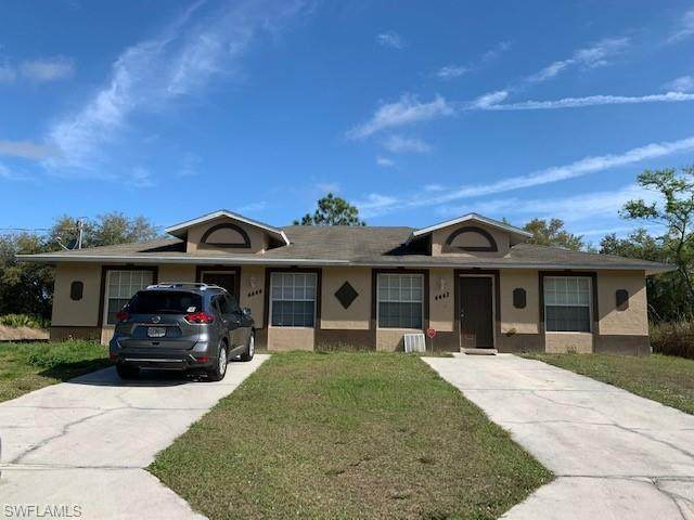 4442 29th Street SW, Lehigh Acres, FL 33973 (MLS #221016437) :: Coastal Luxe Group Brokered by EXP