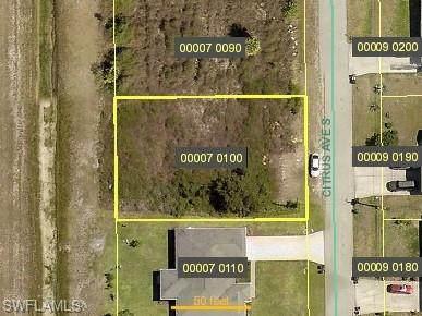 924 Citrus Avenue S, Lehigh Acres, FL 33974 (MLS #221016700) :: Domain Realty