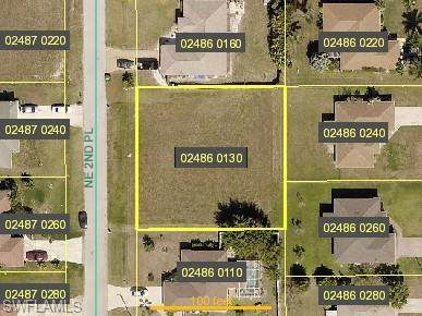 1715 NE 2nd Place, Cape Coral, FL 33909 (MLS #221017048) :: Domain Realty