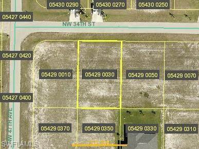 4634 NW 34th Street, Cape Coral, FL 33993 (MLS #221017054) :: Eric Grainger | Jason Mitchell Real Estate