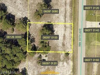 4718 NW 36th Avenue, Cape Coral, FL 33993 (MLS #221017141) :: Eric Grainger | Jason Mitchell Real Estate