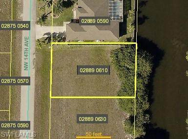 1325 NW 14th Avenue, Cape Coral, FL 33993 (MLS #221017595) :: Dalton Wade Real Estate Group