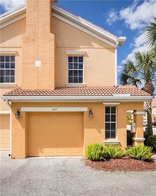 1860 Concordia Lake Circle #605, Cape Coral, FL 33909 (MLS #221017927) :: Premiere Plus Realty Co.