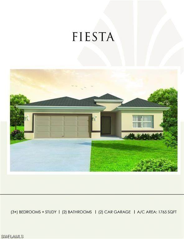1073 Hamilton Street, Immokalee, FL 34142 (MLS #221018078) :: #1 Real Estate Services