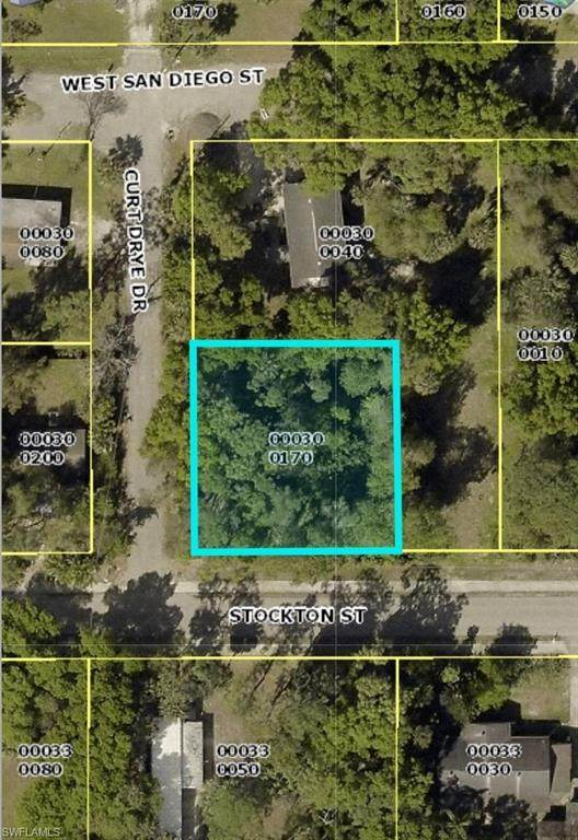 528 Stockton Street, North Fort Myers, FL 33903 (MLS #221019007) :: Realty World J. Pavich Real Estate